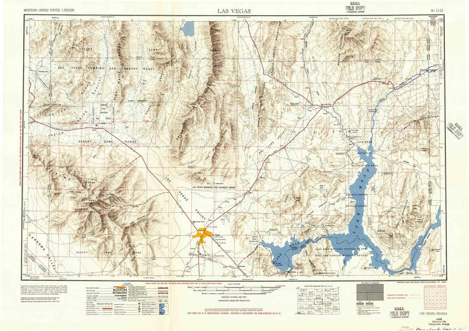 amazon com yellowmaps las vegas nv topo map 1 250000 scale 1 x 2 degree historical 1957 updated 1957 22 8 x 32 2 in paper sports outdoors yellowmaps las vegas nv topo map 1 250000 scale 1 x 2 degree historical 1957 updated 1957 22 8 x 32 2 in