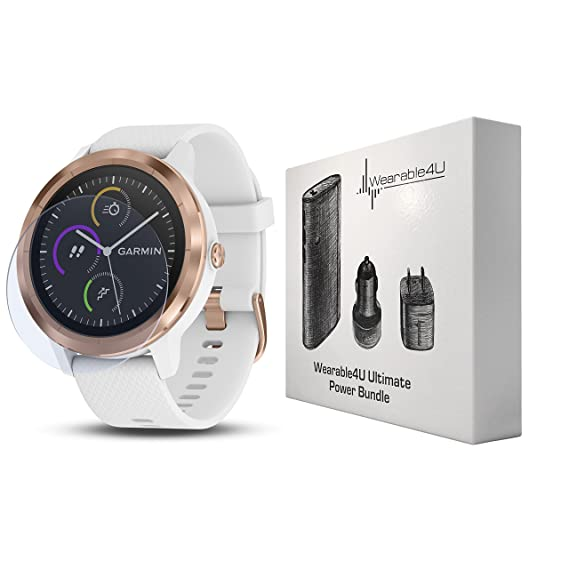 997fefc06 Image Unavailable. Image not available for. Color: Garmin Vivoactive 3 ...