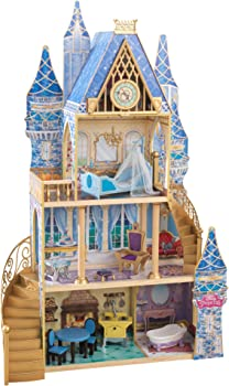 KidKraft Disney Princess Cinderella Royal Dreams Dollhouse