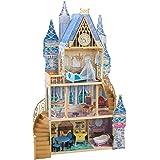 KidKraft Disney Princess Cinderella Royal Dream Dollhouse by KidKraft, Gift for Ages 3+
