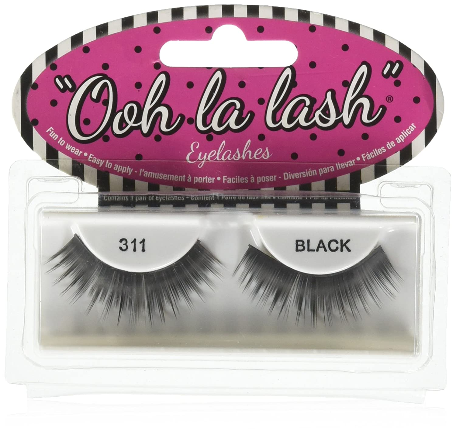 Amazon Ooh La Lash Strip Lashes Strip Lash 313 Beauty
