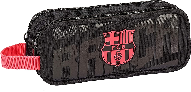 Safta - F.C. Barcelona Oficial Estuche Escolar: Amazon.es: Ropa y accesorios