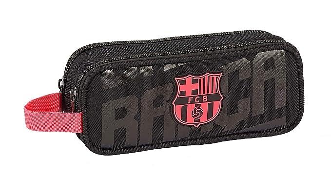 Safta - FC Barcelona Oficial Estuche Escolar