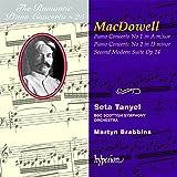 MacDowell: Piano Concertos 1 & 2 / Second Modern Suite Op 14 (Romantic Piano Concerto Vol 25)