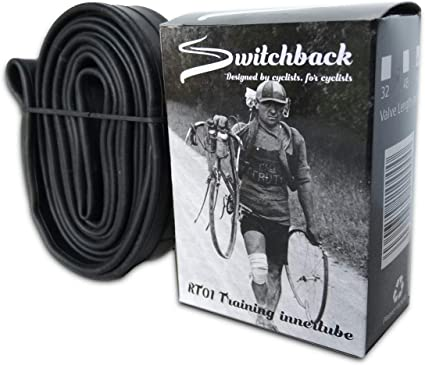 Road Bike Durable Inner Tube French Valve Bicycling Tire Butyl Rubber Tyre 20