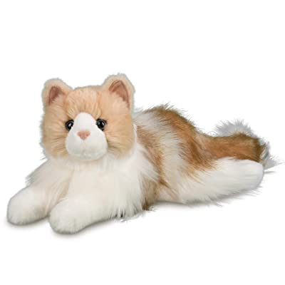Douglas Kiki Ragdoll Cat Plush Stuffed Animal: Toys & Games