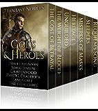 Gods & Heroes: 7 Fantasy Novels