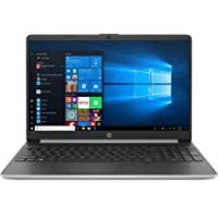 HP Laptop 15 DY 1751 MS 10th Generation Intel® Core™ i5-1035G1 Processors 8GB RAM 512GB SSD Windows 10 15.6 Inch HD 1366-by-768 Touchscreen, English Keyboard, Silver Color