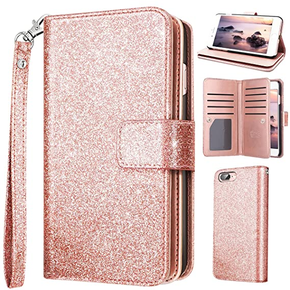 iphone 8 case pink wallet