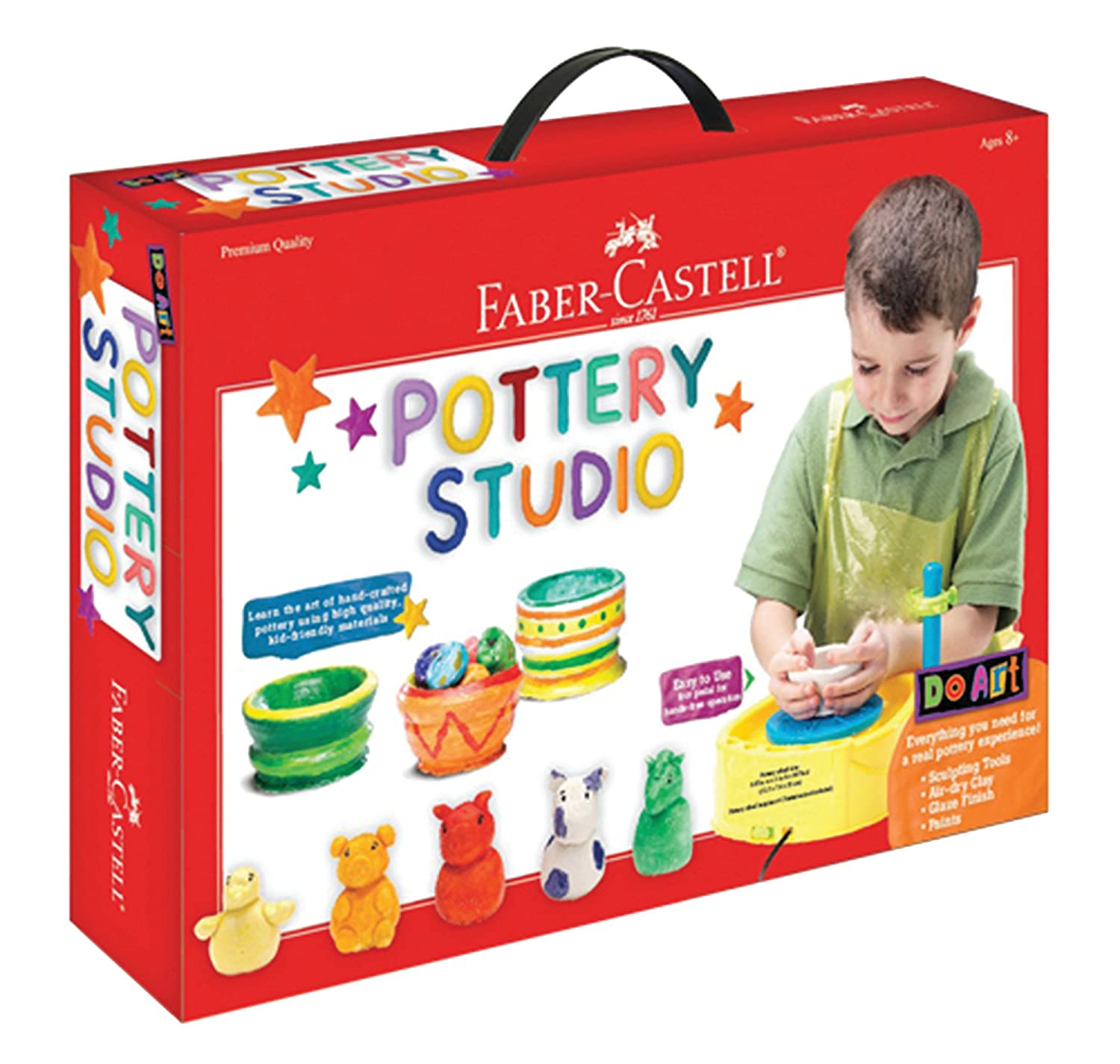 Top 7 Best Pottery Wheels for Kids Reviews in 2020 1