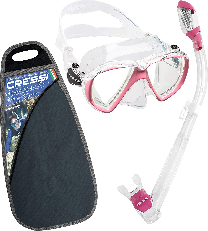 1. SourceCressi Premium Snorkeling Equipment Ranger & Tao Source