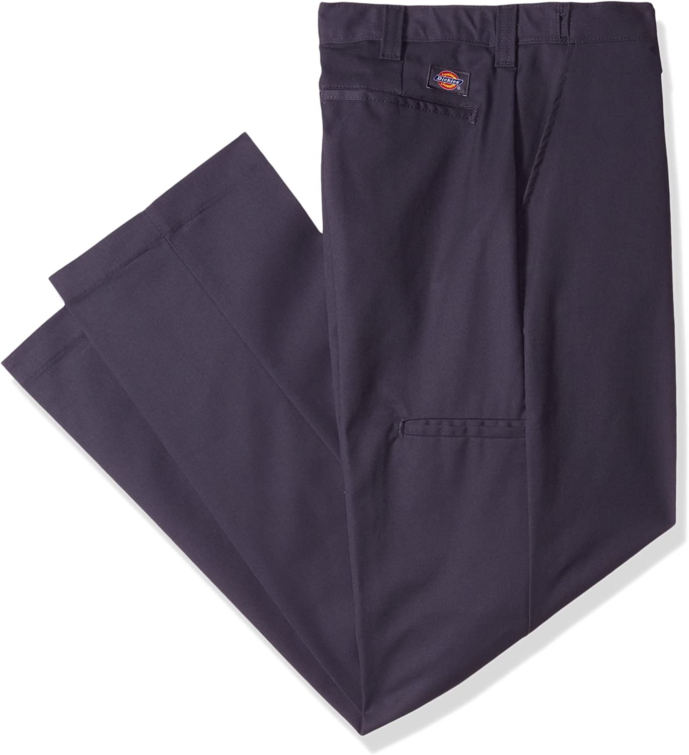 Dickies Charcoal Industrial Relaxed Fit Straight Leg Comfort Waist Pants LP700DC
