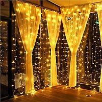 MeaMae Care Luces de cortina 3m x 3m