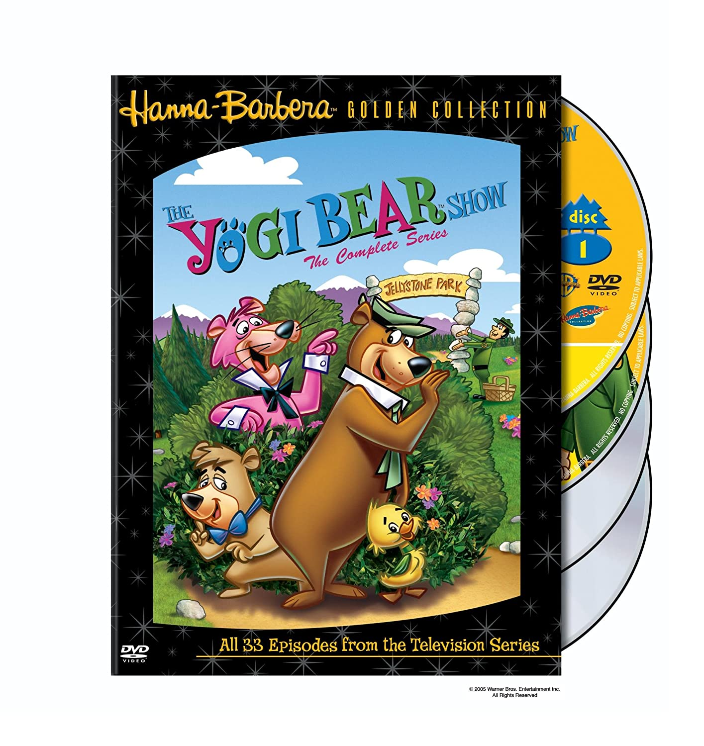 Amazon Com The Yogi Bear Show The Complete Series Various