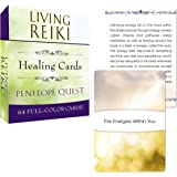 Living Reiki Healing Cards: 64 Colour Healing Cards (Tarcher Inspiration Cards)