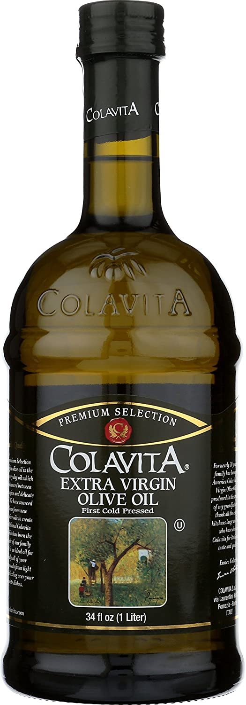 Amazon.com : Colavita Extra Virgin Olive Oil, 34 oz : Grocery ...