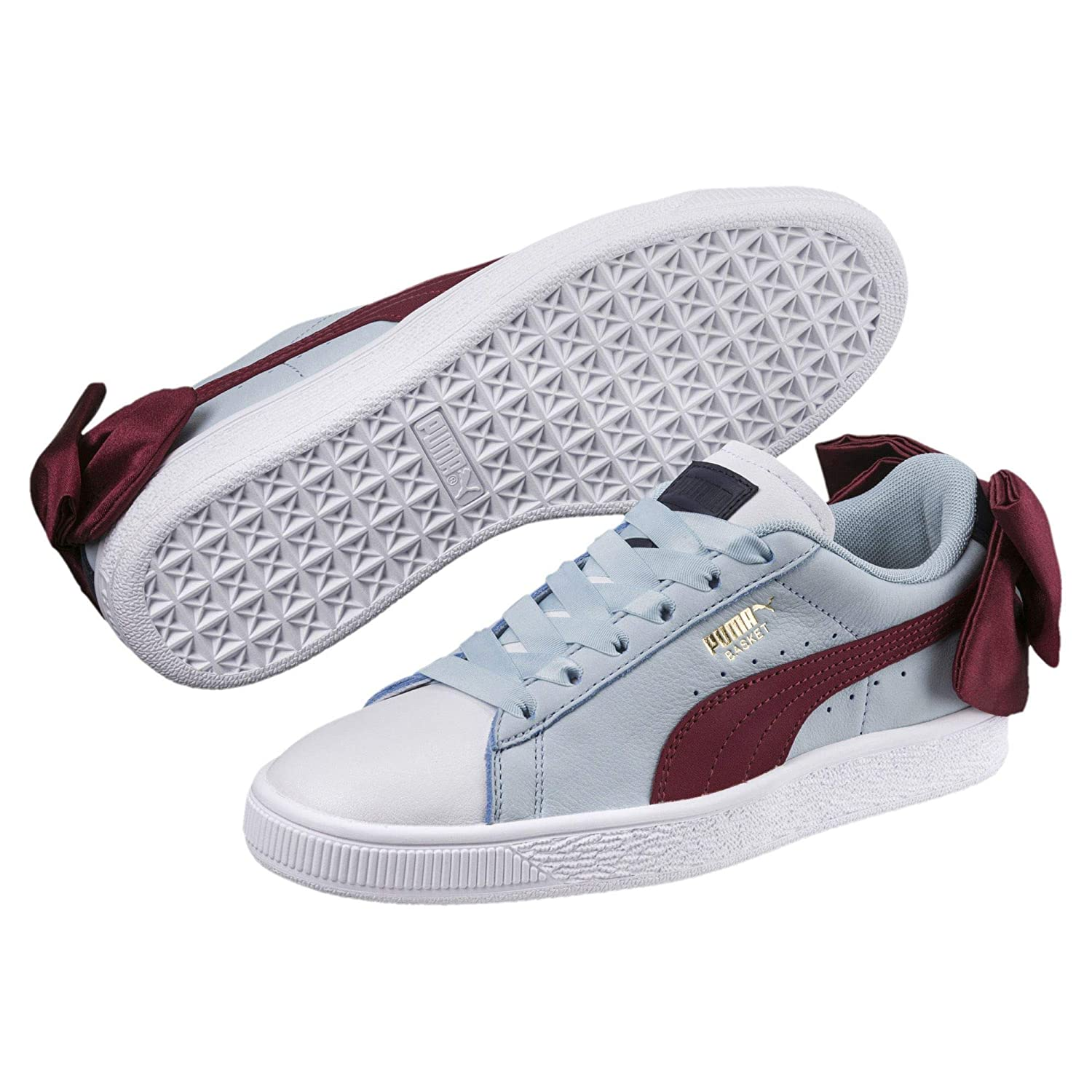Puma Basket Bow New School Damen Turnschuhe