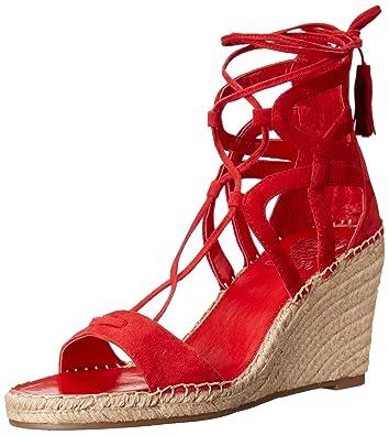 7ae819e1b6 Amazon.com | Vince Camuto Women's Tannon Espadrille Wedge Sandal ...