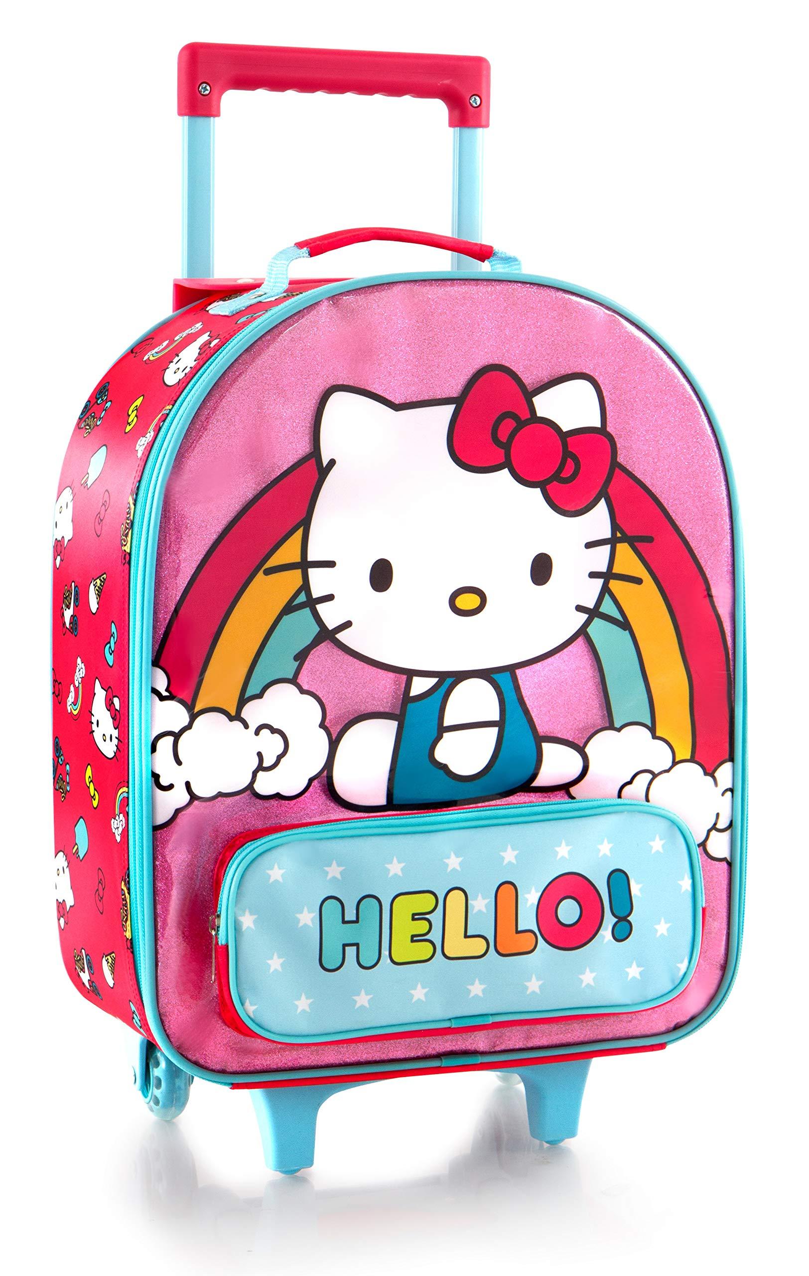 Heys America Hello Kitty Girl's 18'' Upright Carry-On Luggage
