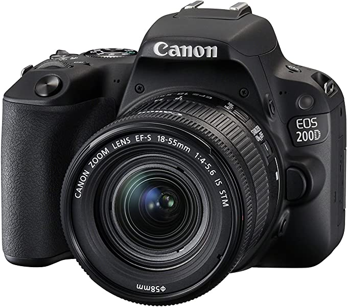 Canon EOS 200D product image 6