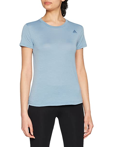 Fitness & Jogging ADIDAS T-Shirt Freelift Prime Schwarz