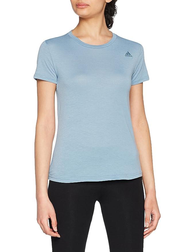 adidas Freelift Prime, Camiseta Deporte para Mujer: Amazon.es: Ropa y accesorios