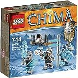 """レゴ (LEGO) チーマ トライブパック""""サーベルタイガー族"""" 70232"""