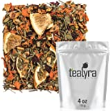 Tealyra - Orange Lemonade - Hibiscus - Eucalyptus - Lemongrass - Herbal Fruity Loose Leaf Tea Blend - Vitamins Rich - Boost Immune System- 100% Natural – Hot and Iced - Caffeine-Free - 110g (4-ounce)
