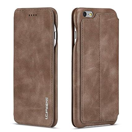b18edbd38b3 Techstudio Leather Flip Cover Case for Apple iPhone 7 iPhone 8 Extreme  Series