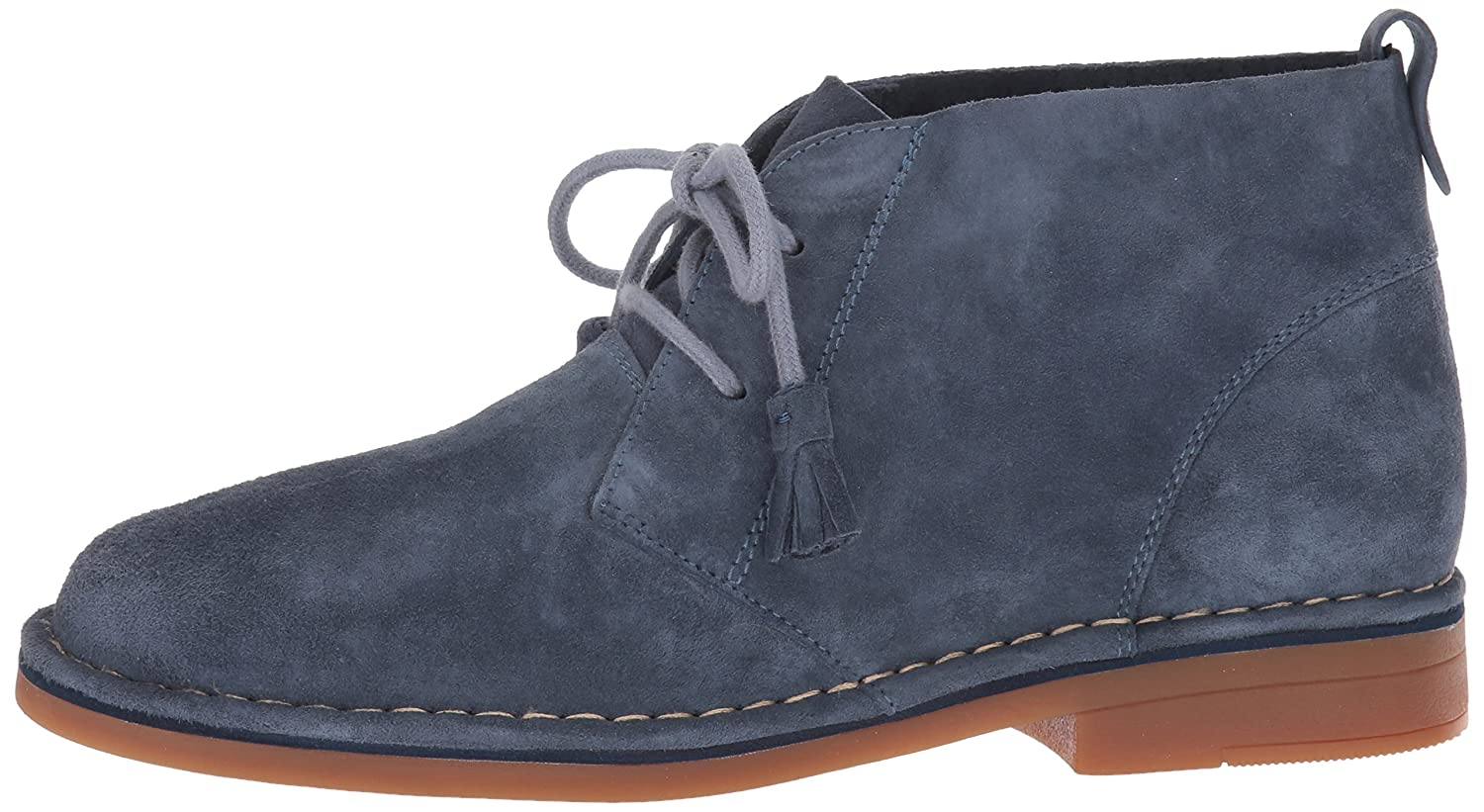 Hush Puppies Women's Cyra Catelyn Ankle Boot B0746XDSW8 7 W US|Vintage Indigo