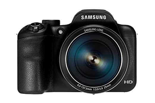 35 opinioni per Samsung EC-WB1100 Fotocamera Digitale, Sensore CCD, 1/2.3, 16.50 Megapixel