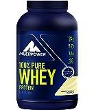 Multipower 100% Pure Whey Protein 900 gr - Sabor - Vainilla