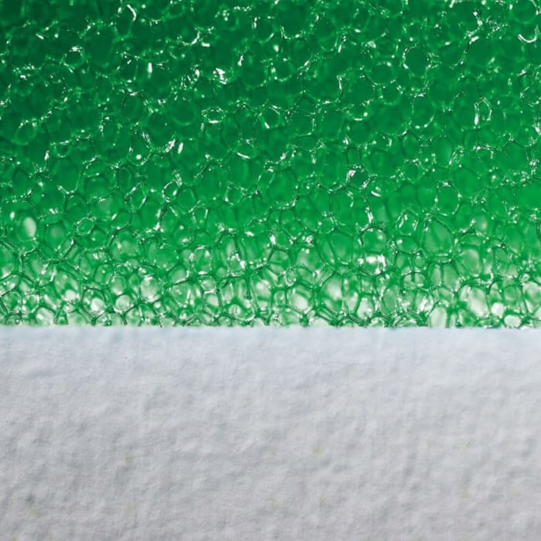 1 piece polishing pad 180 mm with polishing machine for paint preparation Rupes BigFoot velcro polishing sponge white 150 mm