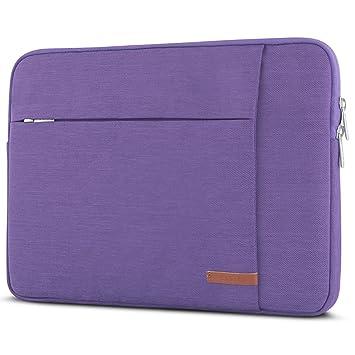 ed9e3c2e7d072 CASEZA Laptophülle 14 Zoll Lila London Laptop Sleeve Schutzhülle für 14  Zoll Laptops