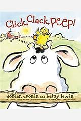 Click, Clack, Peep! Kindle Edition