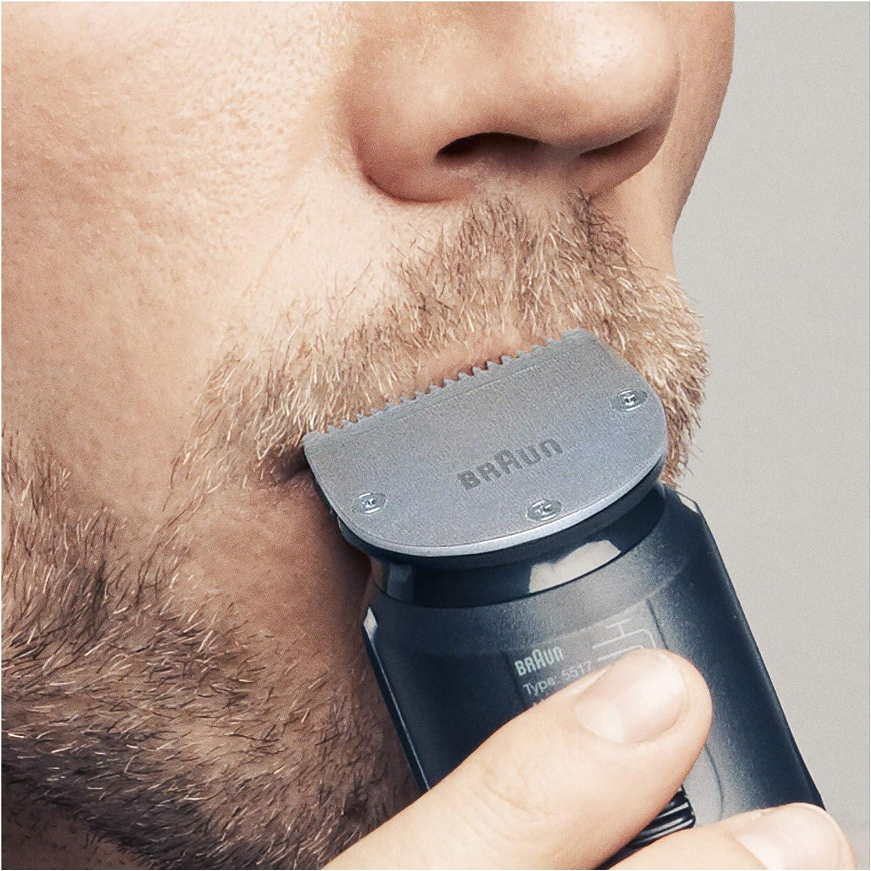 Braun BT7020 - Recortadora de Barba y Cortapelos Hombre ...