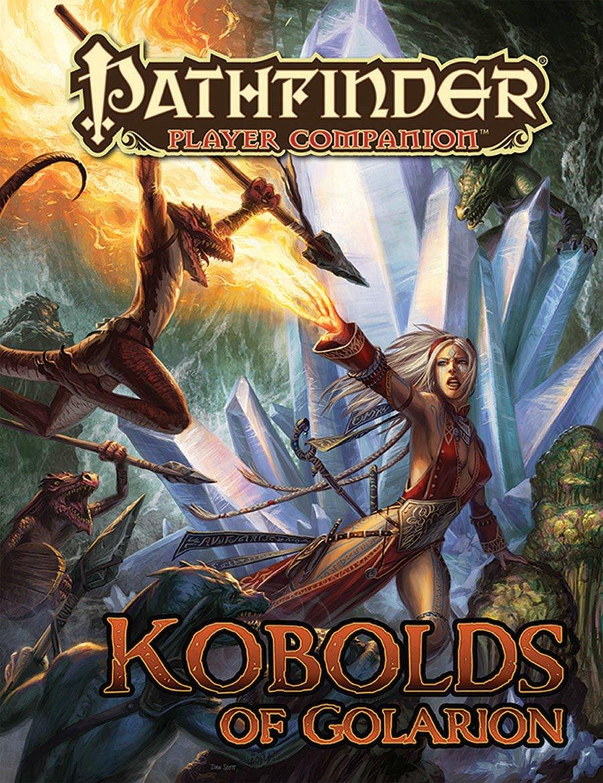 Read Online Pathfinder Player Companion: Kobolds of Golarion PDF