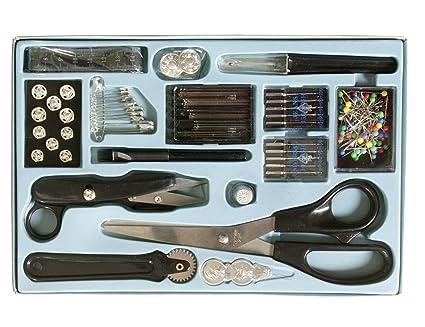 143 teiliges ZE/costurero incluye agujas para Máquinas de Coser, abridor de costuras,