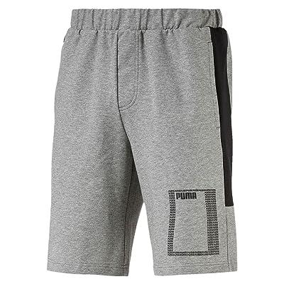 Puma 85010903_ l pantalon, homme, noir (Black/White), L