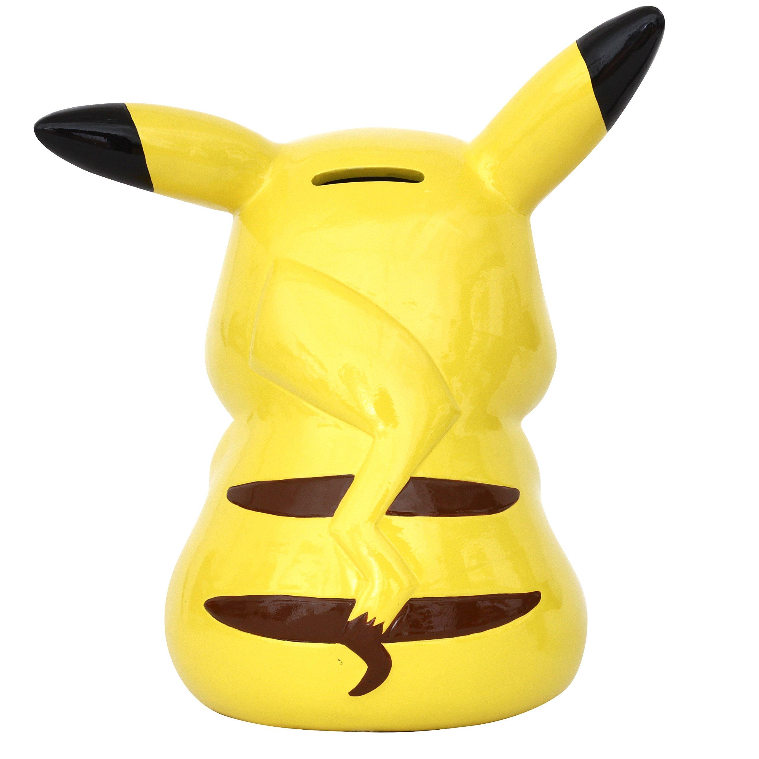 Fab Star Kid's Pikachu Bank, Yellow by Pokémon (Image #2)