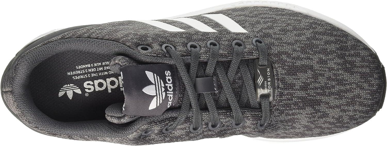adidas ZX Flux, Chaussures de Running Homme Multicolore Grey Five F17 Ftwr White Core Black