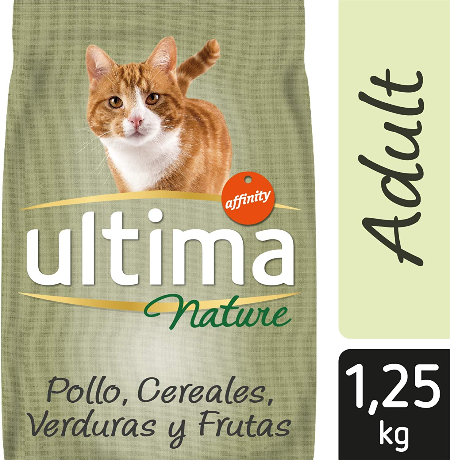 ULTIMA Nature alimento para gatos adultos con pollo bolsa 1.2 Kg: Amazon.es: Productos para mascotas