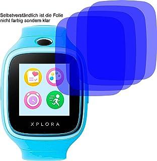 2x XPLORA 3S Schutzfolie Displayschutzfolie CC Displayfolie