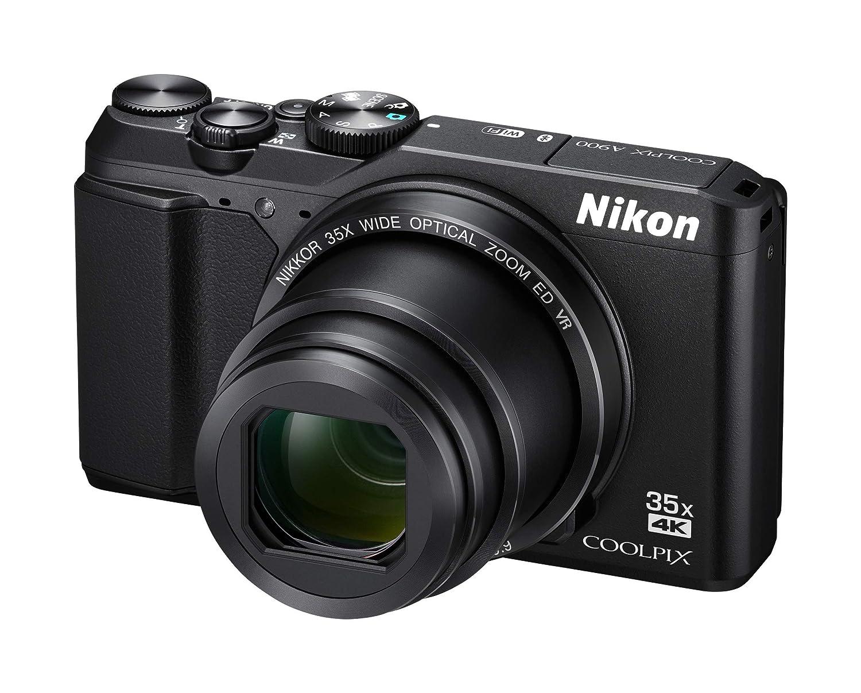 Nikon Coolpix A900 - Cámara compacta de 20.3