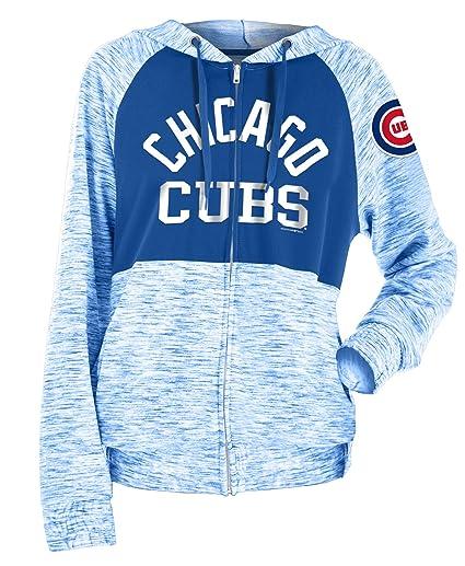 official photos 9b7da 644b0 Amazon.com : New Era Chicago Cubs Women's MLB Roundtrip Full ...