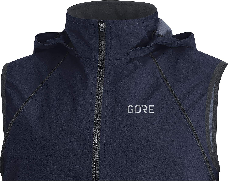 GORE Wear R3 Mens Zip-Off Hooded Jacket GORE WINDSTOPPER