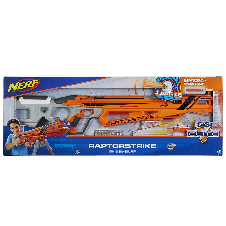 Nerf - Elite Raptorstrike (Hasbro C1895EU6) C1895EU60