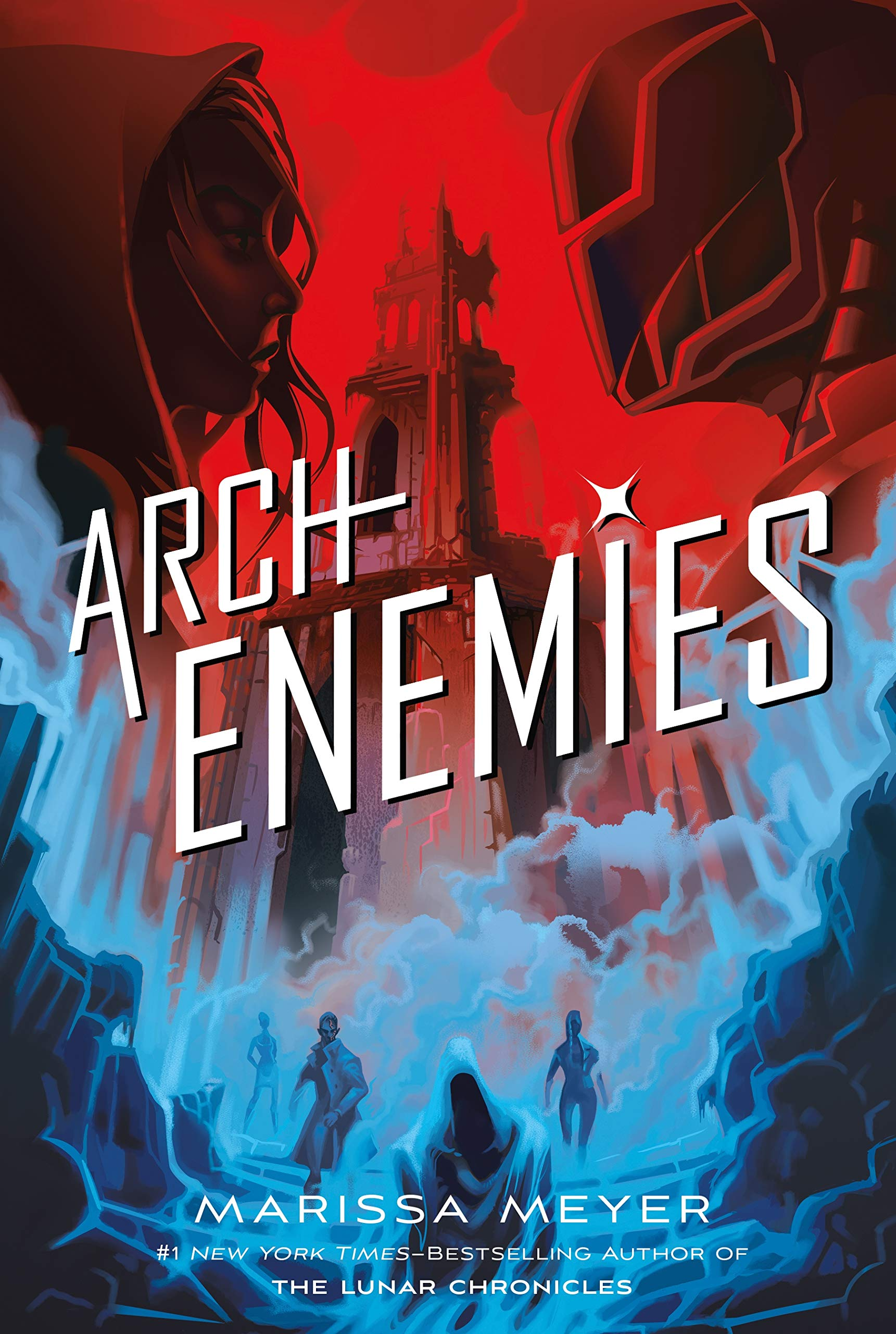 Amazon.com: Archenemies (Renegades (2)) (9781250078308): Meyer ...