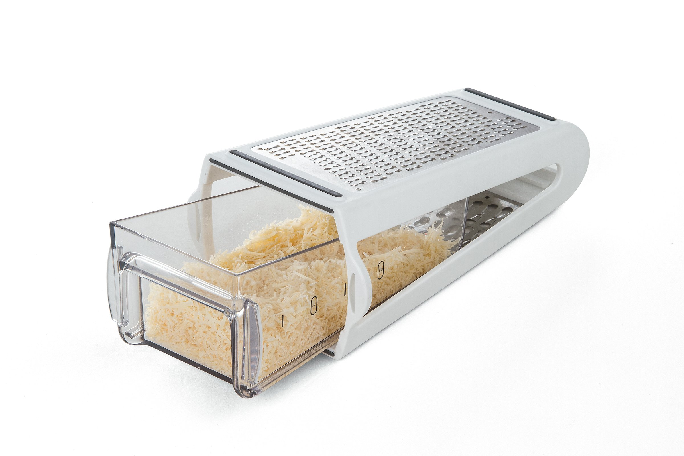 Prep Solutions by Progressive 2-Way Grate and Measure