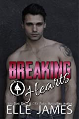 Breaking Hearts (Delta Force Strong Book 5) Kindle Edition